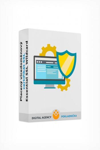 Placený vícedoménový certifikát SSL Essential SSL Wildcard
