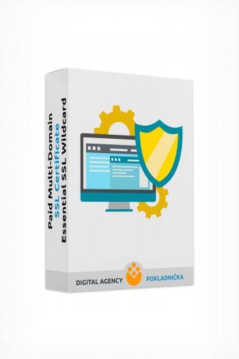 Paid Multi-Domain SSL Certificate Essential SSL Wildcard