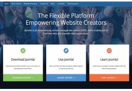 Joomla site admin panel - first acquaintance